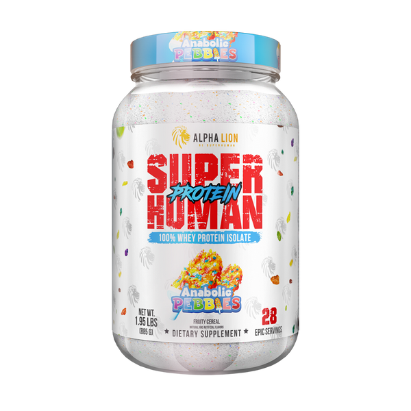 Alpha Lion - Super Human Protein (2.3lbs) (Whey Isolate)