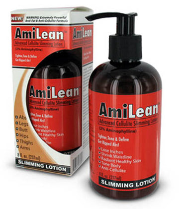 Amilean - Advanced Cellulite Firming Lotion 8 oz