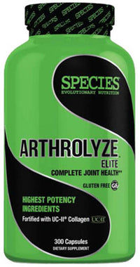 Species Nutrition - Arthrolyze Elite