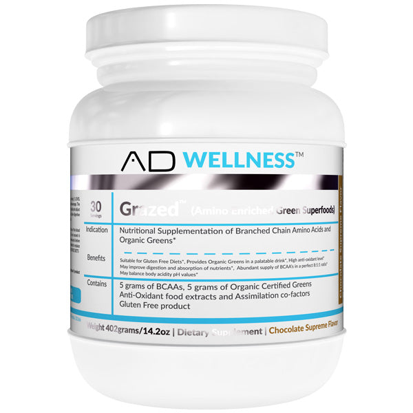 Project AD Wellness Grazed