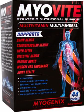 Myogenix - Myovite (44 pack)