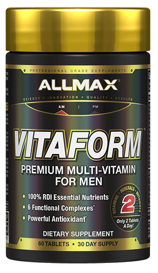 Allmax Nutrition - Vitaform For Men (60Tabs)