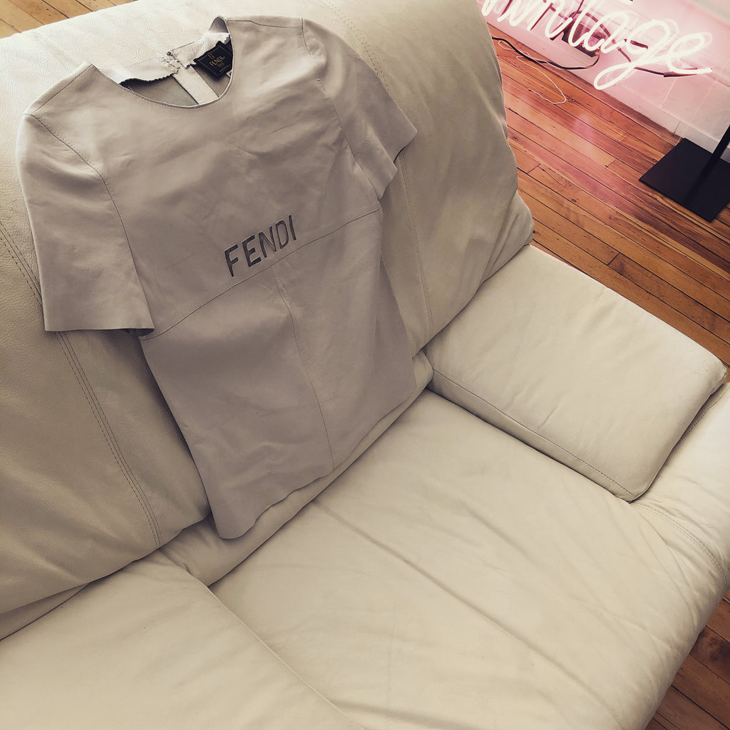 Fendi Leather