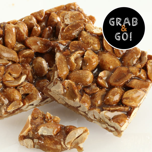 Peanut Brittle: Grab & Go