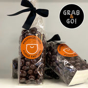 Dark Chocolate Espresso Beans: Grab & Go