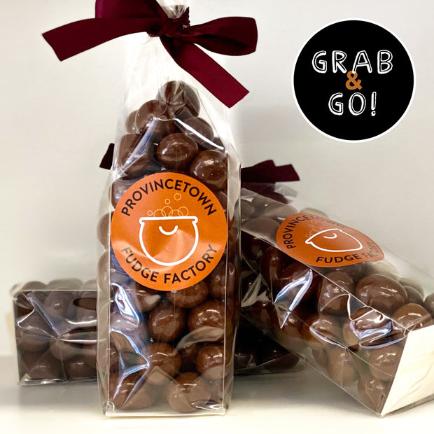Milk Chocolate Covered Cranberries: Grab & Go