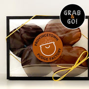 Milk & Dark Chocolate Peanut Butter Cups: Grab & Go