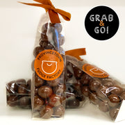 Milk Chocolate Salted Malted Milk Balls: Grab & Go