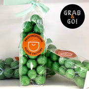 Mint Chip Malted Milk Balls: Grab & Go