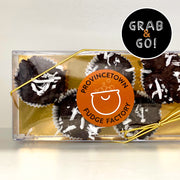 Petite Dark Chocolate Coconut Haystacks: Grab & Go