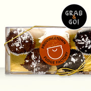 Petite Coconut Haystacks Mix: Grab & Go