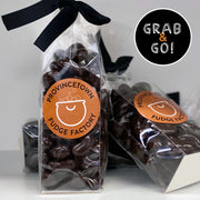 Dark Chocolate Covered Cashews: Grab & Go