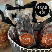 Dark Chocolate Malted Milk Balls: Grab & Go