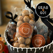 Peanut Butter Malted Milk Balls: Grab & Go