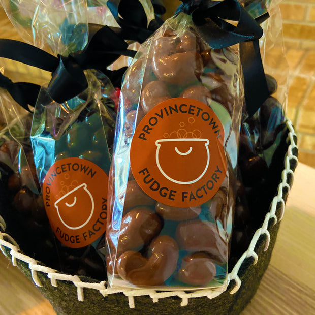 Milk Chocolate Covered Cashews: Grab & Go