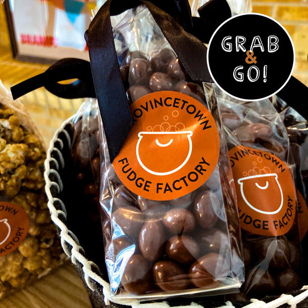 Milk Chocolate Espresso Beans: Grab & Go