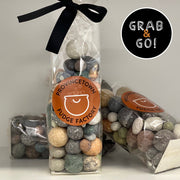 Seashore Pebbles: Grab & Go