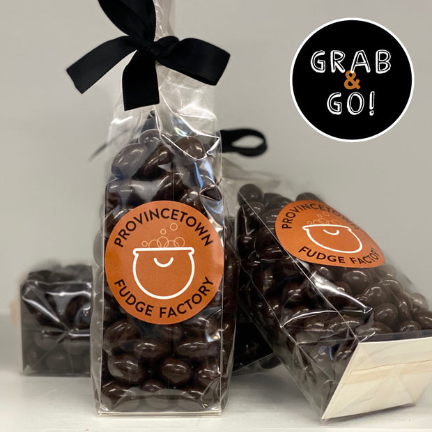 Dark Chocolate Raisins: Grab & Go