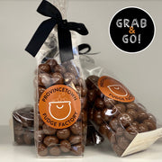 Milk Chocolate Raisins: Grab & Go