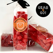 Strawberry Kookaburra Licorice: Grab & Go