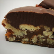 Milk Chocolate Pecan Turtles