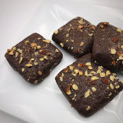 Dark Chocolate Almond Buttercrunch