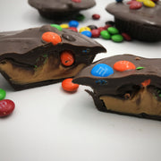 M&M Dark Chocolate Peanut Butter Cups