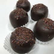 Wicked Dark Chocolate Truffles
