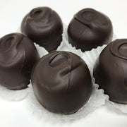 Dark Chocolate Velvet Truffles