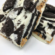 White Chocolate Peanut Butter Oreo Bark