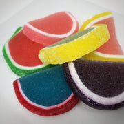 Gummi Fruit Slices: Grab & Go