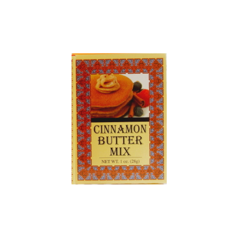 Cinnamon Butter Mix  -- On Sale