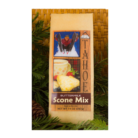 Tahoe Buttermilk Scone Mix, 14oz