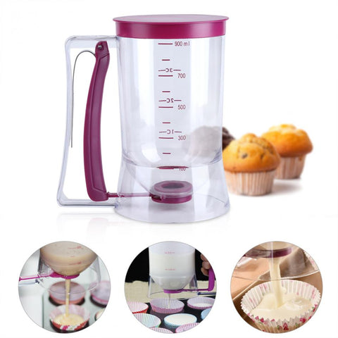 Pancake Batter Dispenser Plus 6 Mixes