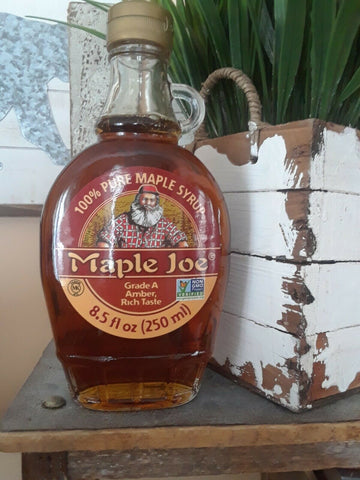 Maple Joe 100% Maple Syrup