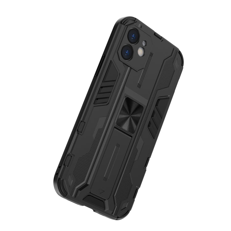 iPhone 7/8/SE Shock-proof Protective Back Cover with Holder