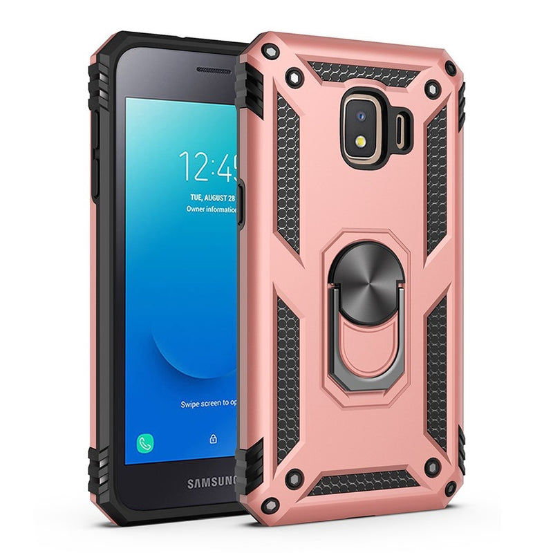 Huawei P30 Lite Ring Armor Magnetic Car Mount Protective Ring Holder Back Cover