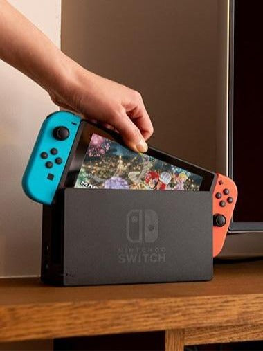 Nintendo Switch Lite  Console Repair