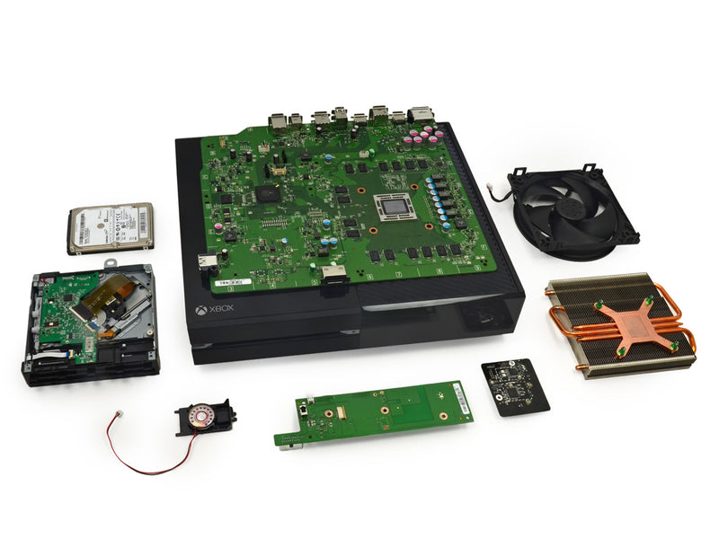 Xbox One Console Repairs
