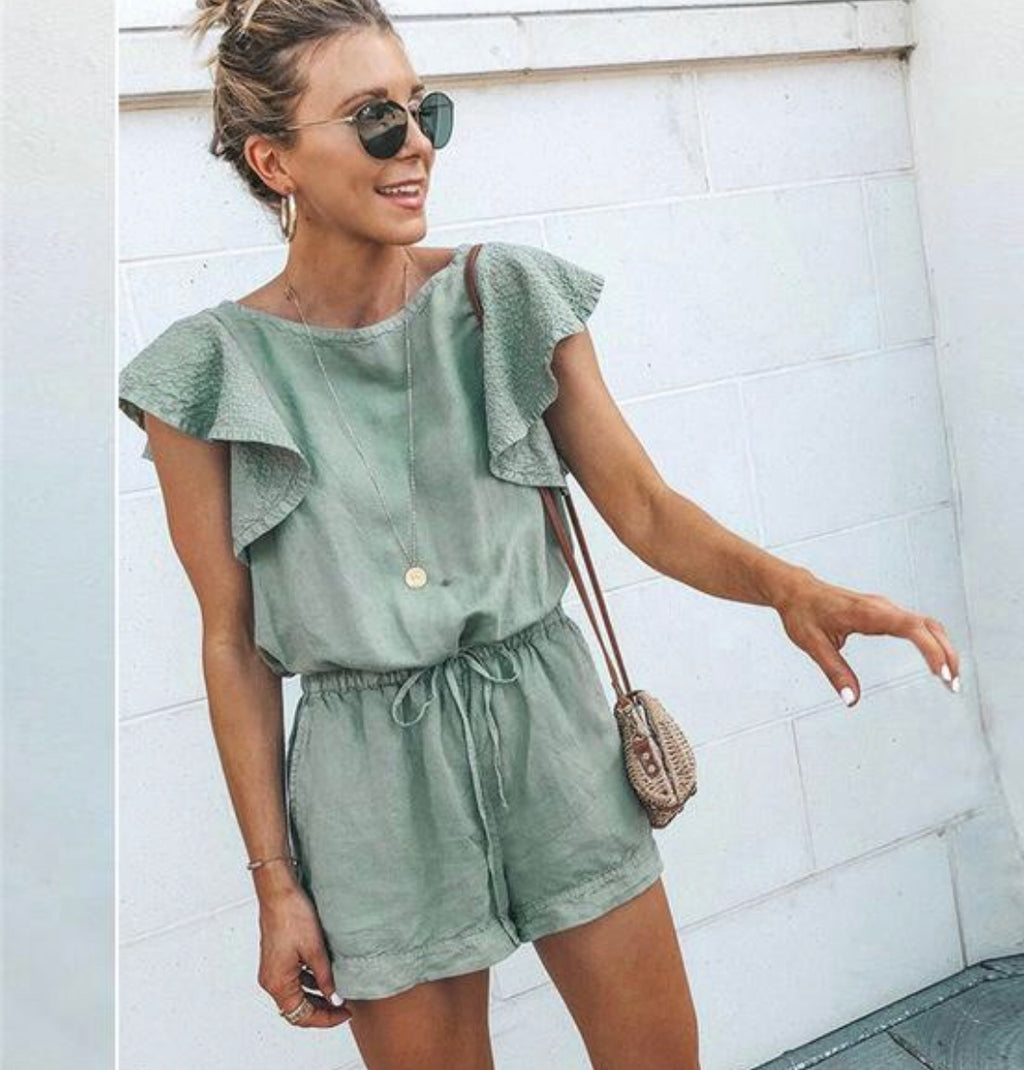 Seaside Romper