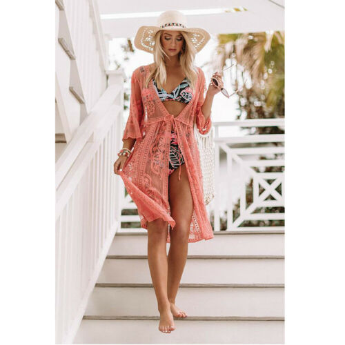 Tobago Keys Cover Up / Peach