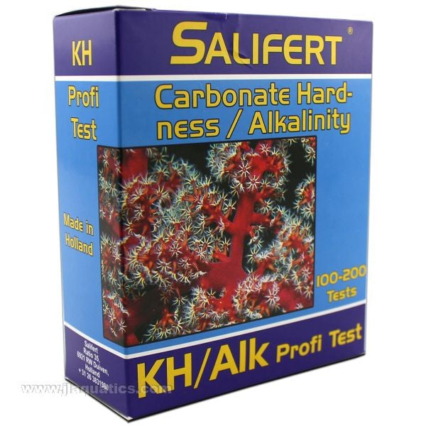 Salifert Alkalinity Test Kit