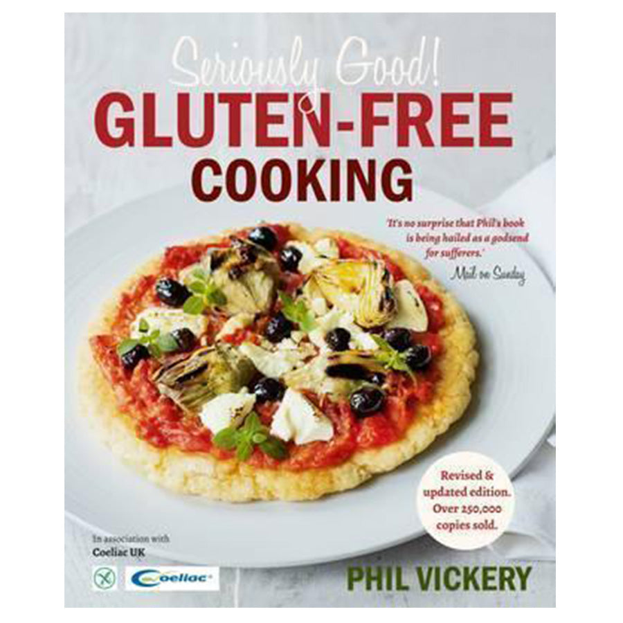 Seriously Good Gluten Free Cooking - Recipe Book