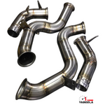 Mercedes-Benz W213 E63 Catless Downpipes
