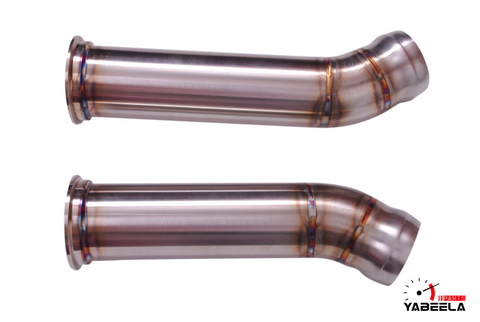 Mercedes-Benz W205 C63 Catless Downpipes – YP
