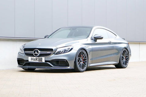 Mercedes-Benz C63 AMG Coupe W205 Lowering Springs