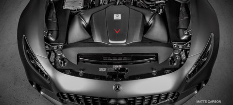 Mercedes-Benz AMG GT/GTC/GTR/GTRpro Cold Air Intake+Engine Cover