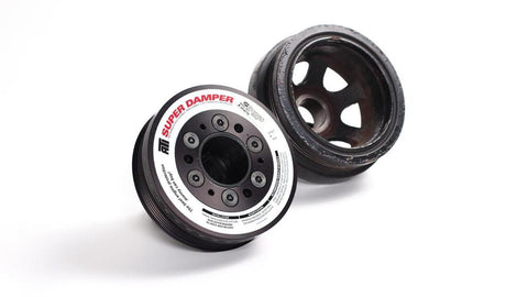 M156 Crankshaft Damper Pulley