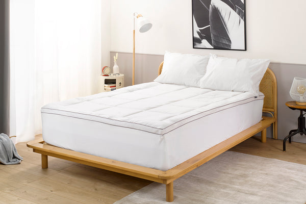 SURMATELAS DUO 8CM (No Script, Alternate View)