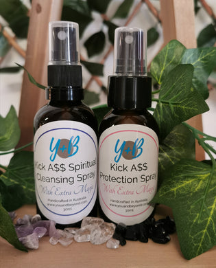 Kick A$$ Cleansing Spray
